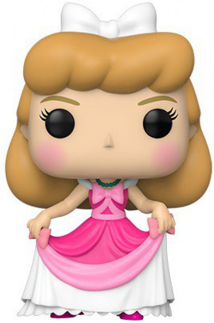 Funko POP! Disney Cinderella Vinyl Figure [Pink Dress, Damaged Package]