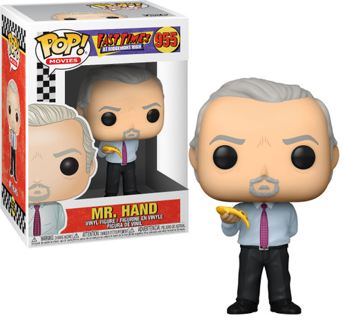 Funko Fast Times at Ridgemont High POP! Movies Mr. Hand with Pizza Vinyl Figure [Damaged Package]