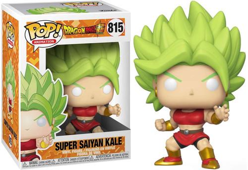 Dragon Ball Super POP! Animation Super Saiyan Kale Vinyl Figure [Damaged Package]