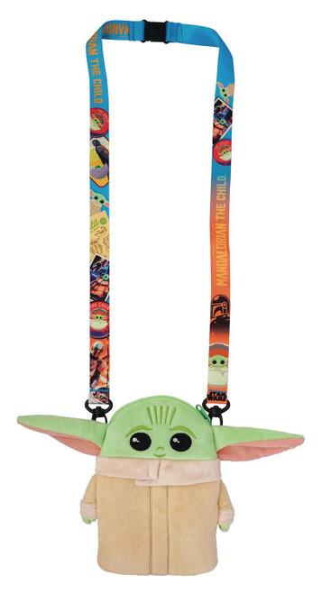 Star Wars The Mandalorian The Child Plush Lanyard [Baby Yoda / Grogu]