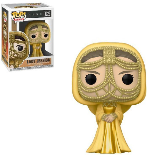 Funko Dune (2020) POP! Movies Lady Jessica Vinyl Figure #1029 [Gold] (Pre-Order ships February)