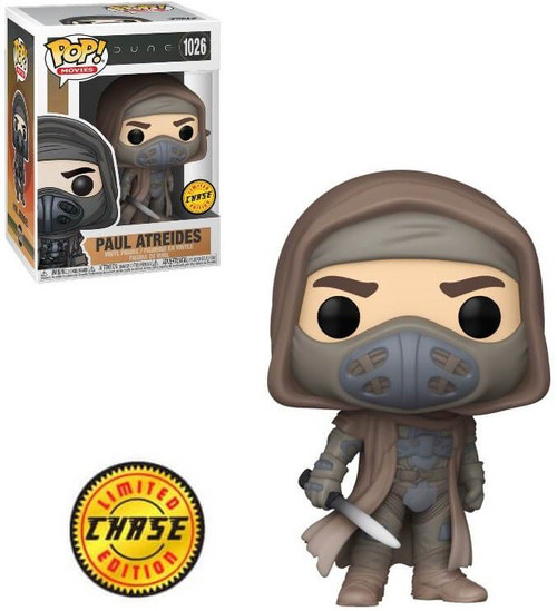Funko Dune (2020) POP! Movies Paul Atreides Vinyl Figure #1026 [Chase Version with Hood] (Pre-Order ships February)