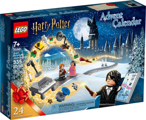 LEGO Harry Potter 2020 Advent Calendar Set #75981