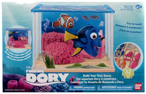 Disney / Pixar Finding Dory Build Your Own Scene Playset [Damaged Package]