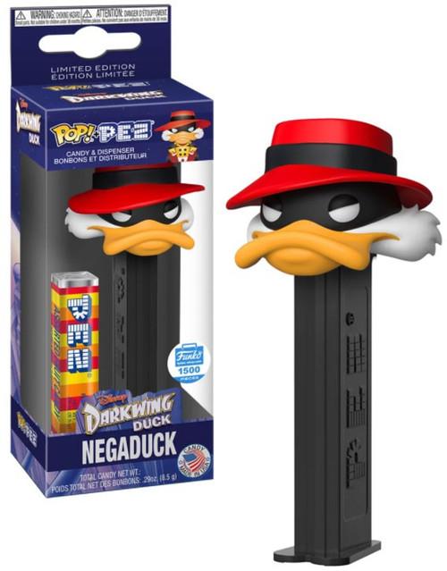 Funko Darkwing Duck POP! PEZ Negaduck Candy Dispenser