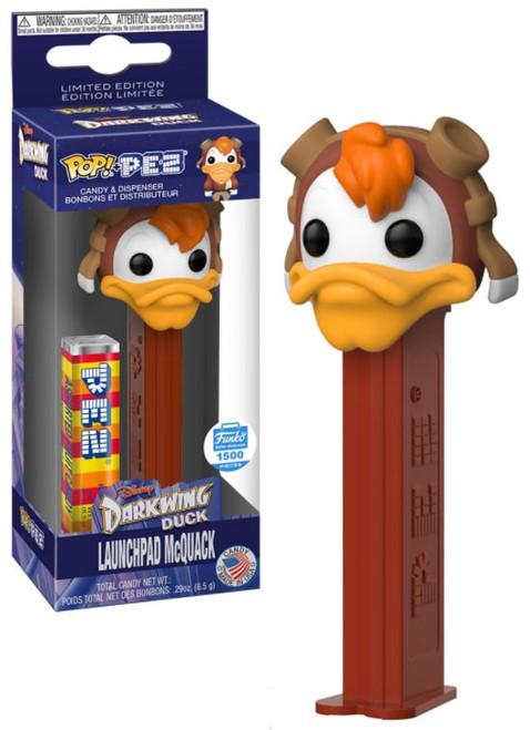 Funko Darkwing Duck POP! PEZ Launchpad McQuack Candy Dispenser
