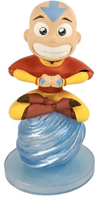 Avatar the Last Airbender Gnome Aang 8-Inch Garden Figure