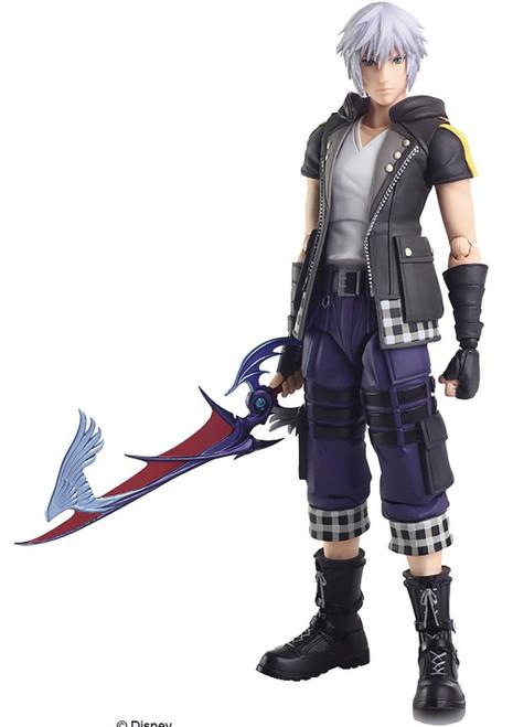 Disney Kingdom Hearts III Bring Arts Riku Action Figure [2nd Version] (Pre-Order ships July)