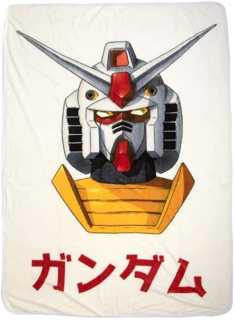 Mobile Suit Gundam Fleece Blanket