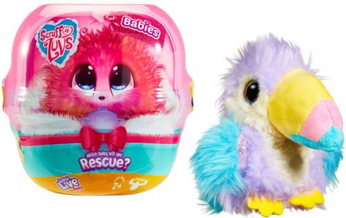 Little Live Pets Scruff A Luvs Babies Series 3 Mini Plush Surprise Mystery Pack [1 RANDOM Figure]