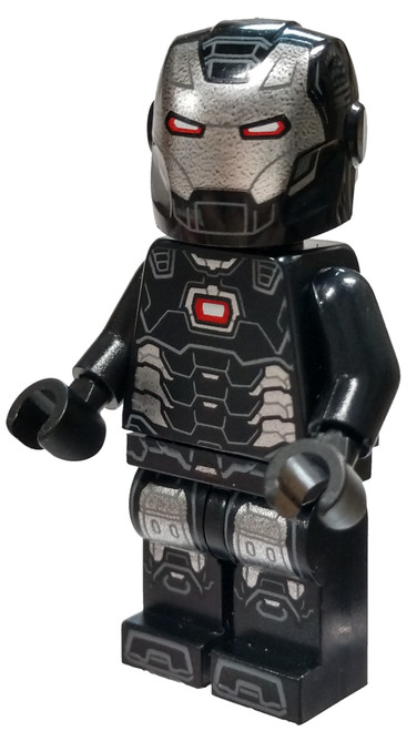 LEGO Marvel Super Heroes Avengers War Machine Minifigure [Loose]