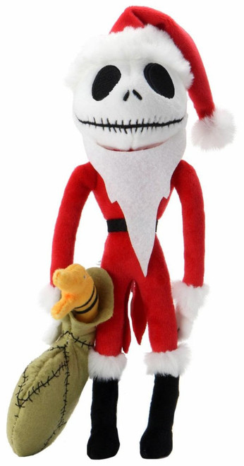 The Nightmare Before Christmas Phunny Santa Jack 10-Inch Plush (Pre-Order ships January)