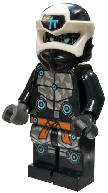 LEGO Ninjago Prime Empire Cole Minifigure [Digi Cole Loose]