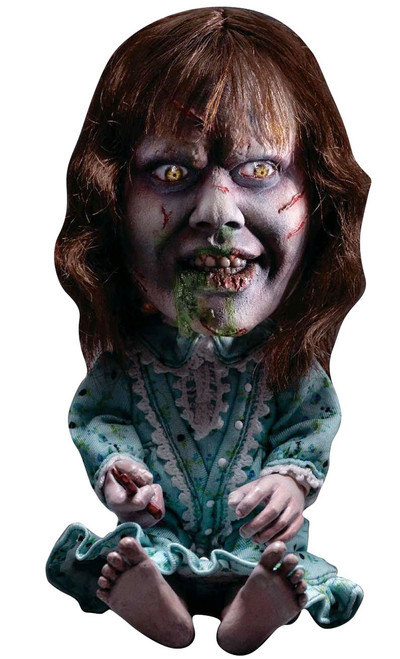 The Exorcist Deform Real Series Regan MacNeil 6-Inch Polyresin Statue (Pre-Order ships February)
