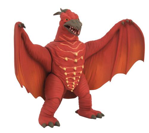 Godzilla Vinimate Rodan 4-Inch Collectible Vinyl Figure [NYCC Fire Version]