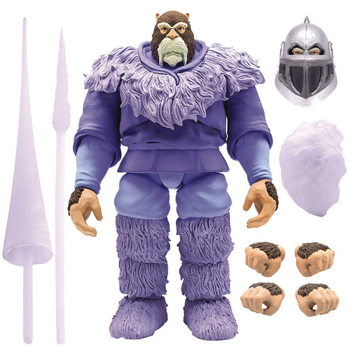 Thundercats Ultimate Series 4 Snowman of Hook Mountain Action Figure (Pre-Order ships October)