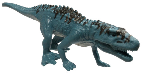 Jurassic World Matchbox Mini Dinosaur Figure Series 3 Postosuchus 2-Inch Mini Figure [Loose]