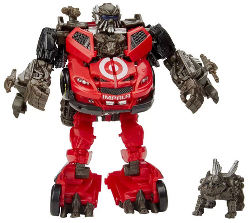 Transformers Generations Studio Series Leadfoot Exclusive Deluxe Action Figure #68 [Dark of the Moon]