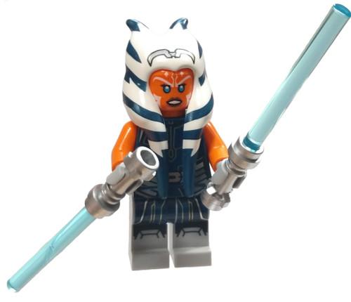 LEGO Star Wars The Clone Wars Ahsoka Tano Minifigure [Dark Blue Jumpsuit Loose]