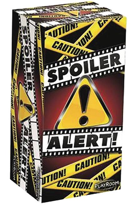 Spoiler Alert Mini Card Game (Pre-Order ships November)