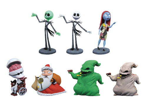 D-Formz Nightmare Before Christmas Series 2 Mini Figure Mystery Pack [1 RANDOM Figure] (Pre-Order ships November)