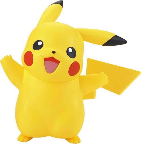 Pokemon Pikachu Quick Model Kit #01 (Pre-Order ships February)