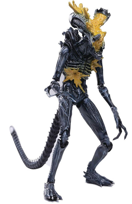Aliens Headshot Xenomorph Alien Exclusive Action Figure [Battle Damage]