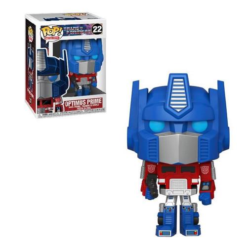 Funko Transformers POP! Retro Toys Optimus Prime Vinyl Figure #22