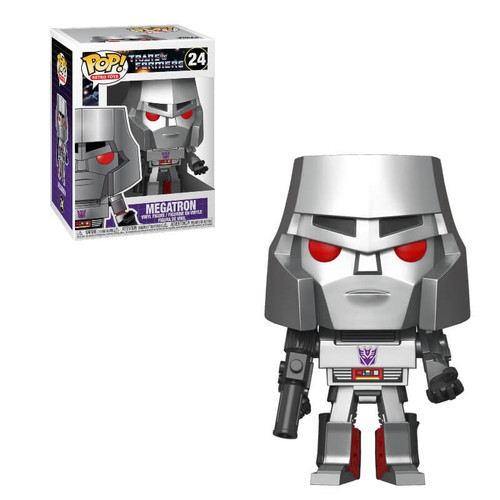 Funko Transformers POP! Retro Toys Megatron Vinyl Figure #24