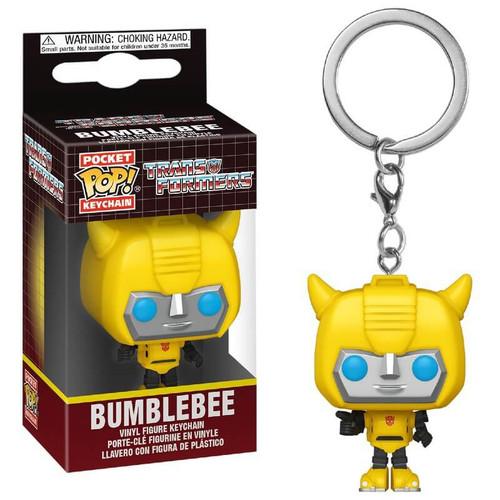 Funko Transformers POP! Keychain Bumblebee Vinyl Figure Keychain