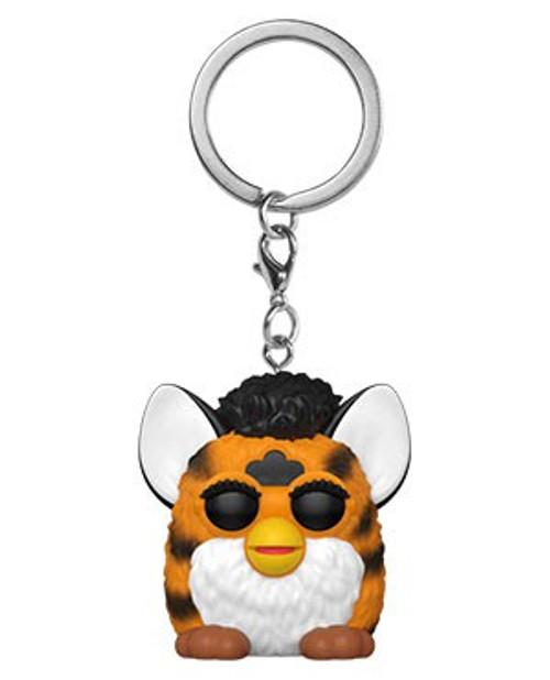 Funko Hasbro Retro Toys POP! Keychain Tiger Furby Vinyl Figure Keychain