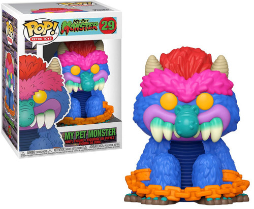 Funko Hasbro Retro Toys POP! Vinyl My Pet Monster Vinyl Figure #29