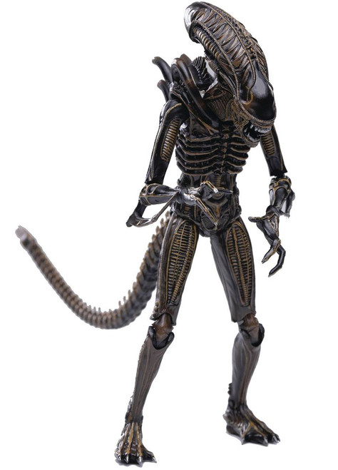 Aliens Xenomorph Alien Action Figure [Brown Version] (Pre-Order ships July)