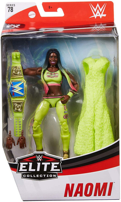 WWE Wrestling Elite Collection Series 78 Naomi Action Figure [Feel the Glow]