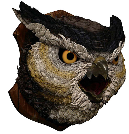 NECA Dungeons & Dragons Owlbear Trophy Plaque (Pre-Order ships January)