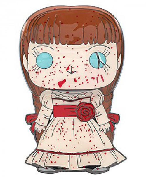 Funko Horror POP! Pins Annabelle Large Enamel Pin (Pre-Order ships January)