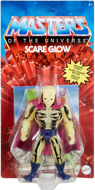 Masters of the Universe Origins Scare Glow Action Figure (Pre-Order ships July)