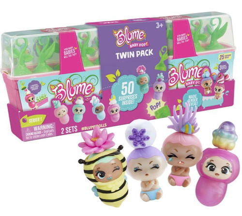 Blume Baby Pop Exclusive Mystery Twin Pack