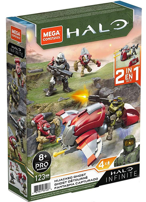 Halo Infinite Hijacked Ghost Set (Pre-Order ships January)