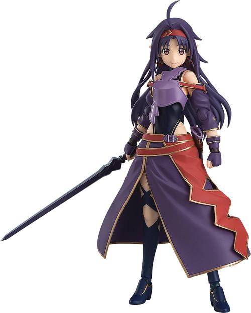 Sword Art Online Alicization: War of Underworld Figma Yuuki Action Figure [The Absolute Sword] (Pre-Order ships August)