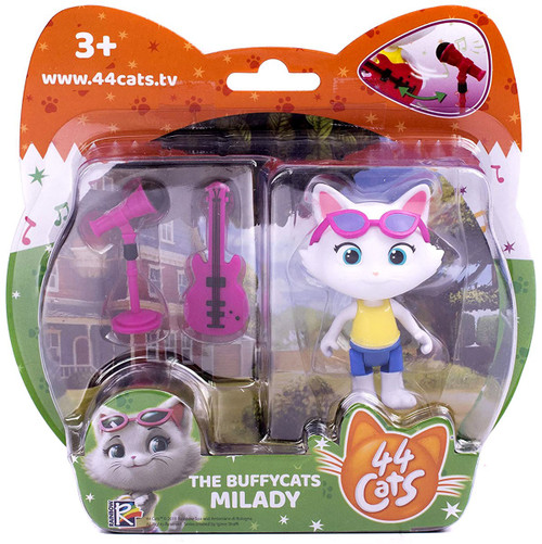 44 Cats The Buffycats Milady Figure