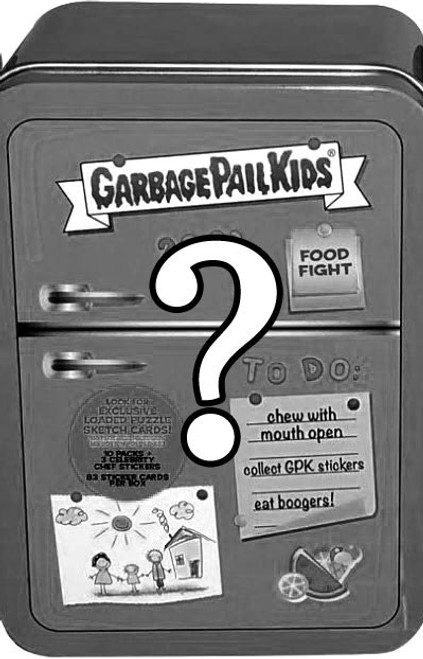 Garbage Pail Kids Topps Food Fight Trading Card Collector Tin [Random] (Pre-Order ships March)