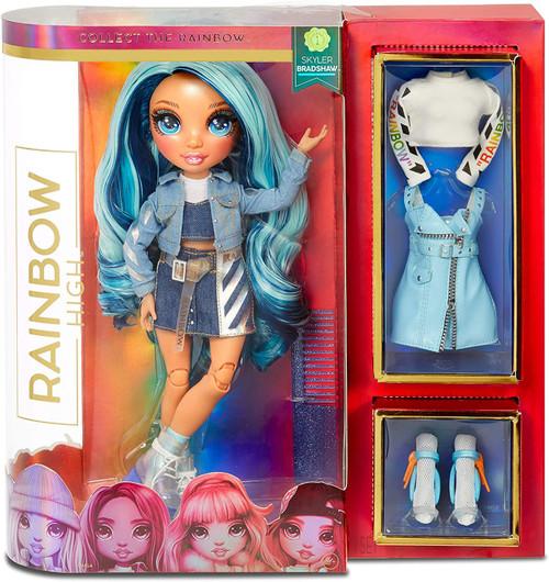Rainbow High Series 1 Skyler Bradshaw Doll