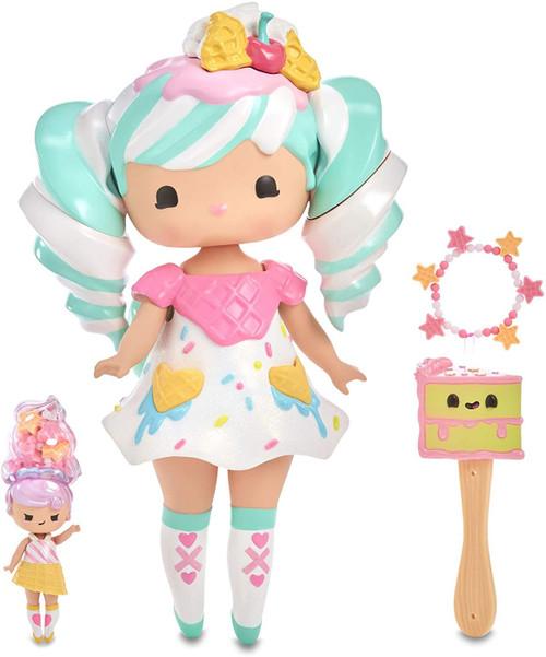 Secret Crush Sundae Swirl with Winnie Wafflecone Doll