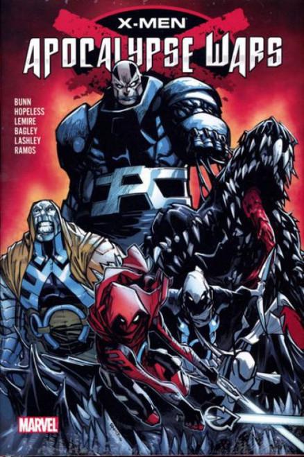 Marvel X-Men Apocalypse Wars HC HC Comic Book