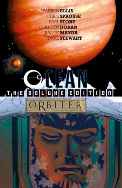 DC Comics Ocean / Orbiter: The Deluxe Edition HC Comic Book