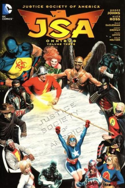 DC Comics JSA Omnibus HC #3HC Comic Book