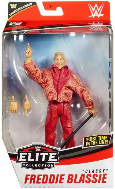 "WWE Wrestling Elite Collection Series 77 ""Classy"" Freddie Blassie Exclusive Action Figure"