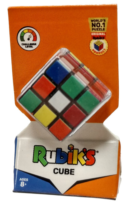 5 Surprise Mini Brands! Rubik's Cube 1-Inch Miniature [Loose]