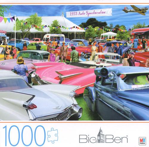Big Ben Car Show Puzzle